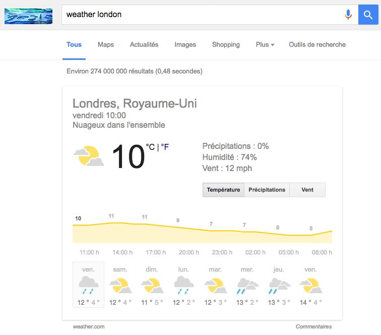 weather-london