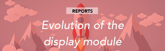 evolution-display-module