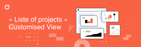 """""""List of projects"""" Customised View"""
