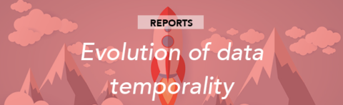 Evolution of the temporality of data in your customized reports