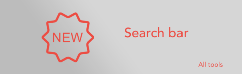 Adding a multi-criteria search bar