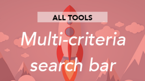 Adding a multi-criteria search bar