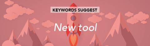 New SEO Keywords Suggest tool (beta)