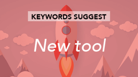 New SEO Keywords Suggest tool (beta)