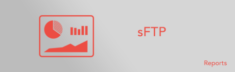 Filing reports via sFTP