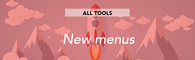 new-menu