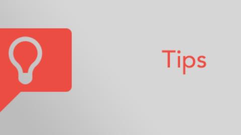Tips: Editing a custom report