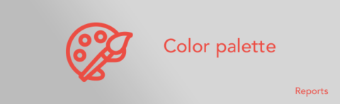 Customize the colors of your reports