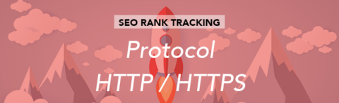 Rank tracking: HTTP and HTTPs protocol support
