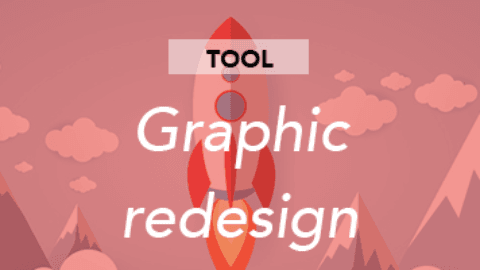 Graphic redesign of the tool