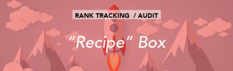 New Universal Search result – Recipe Box
