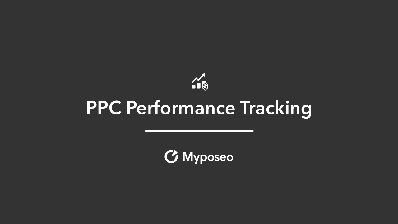 PPC Performance Tracking