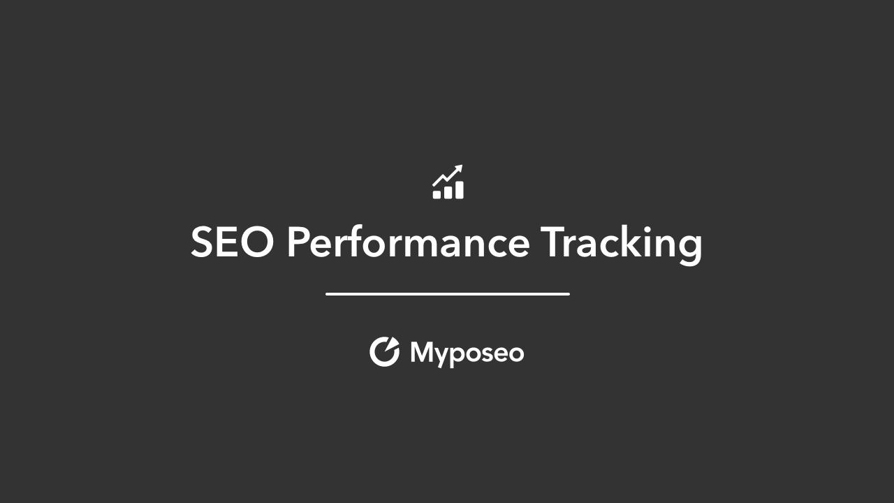 SEO Performance Tracking